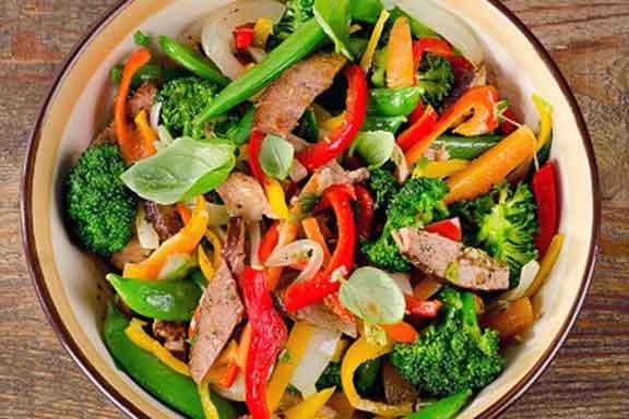 Beef-&-Capsicum-Stir-Fry