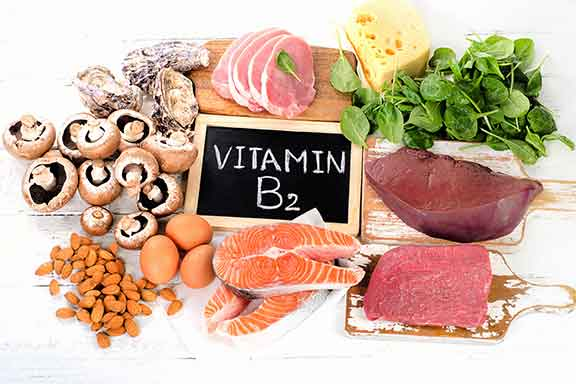 Foods-Highest-In-Vitamin-B2