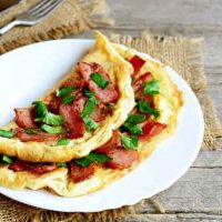 Savoury-Omelette
